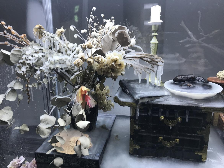 얼음 속의 기억_정물