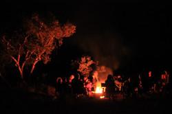 Ahhh the campfire.