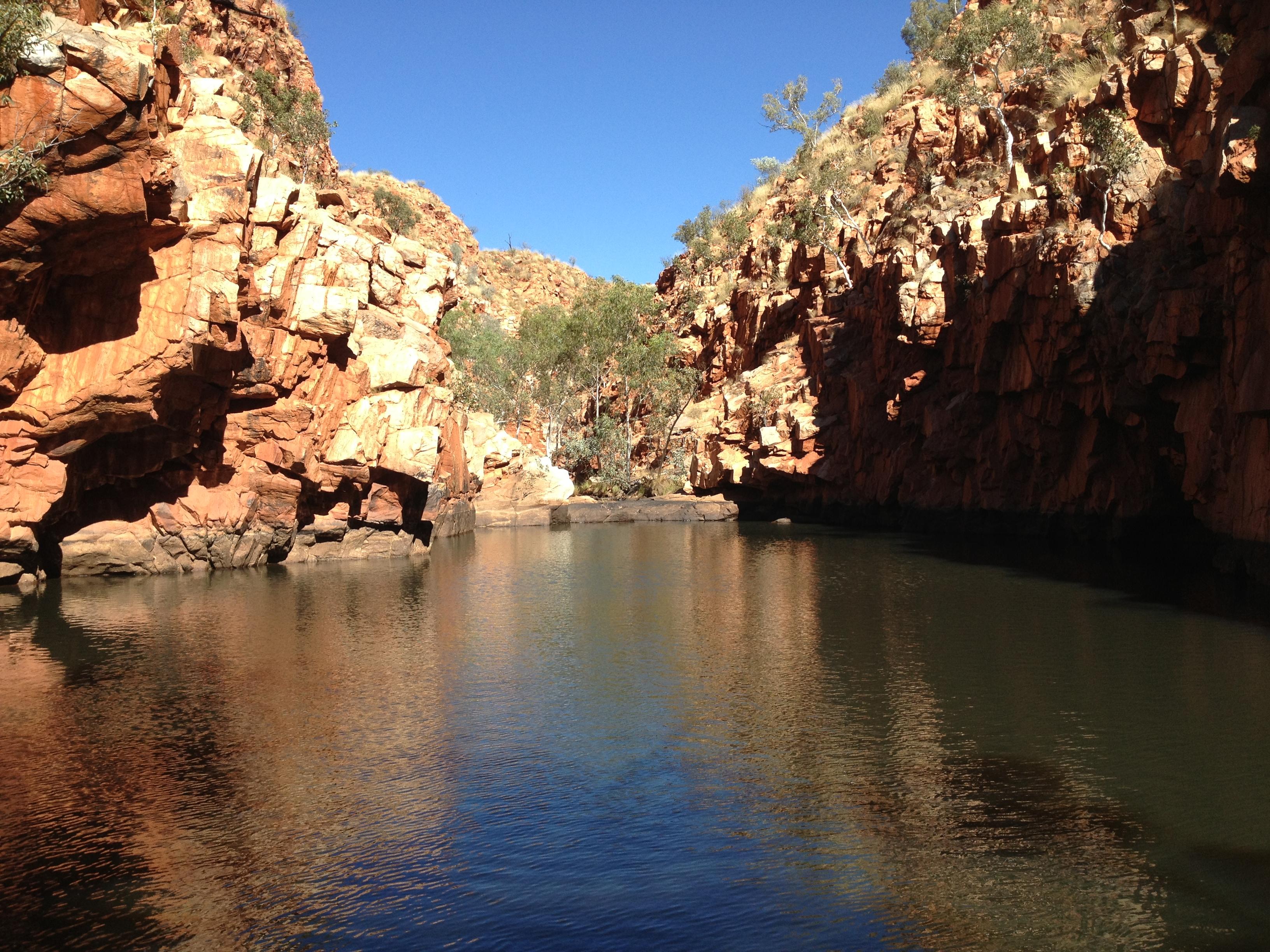 Number 4 pool Desert Queen Baths