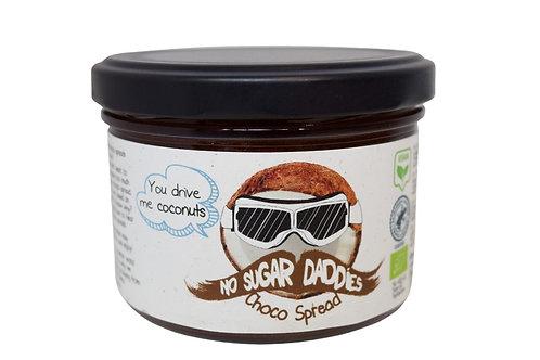 No Sugar Daddies - Chocopasta met kokos (BIO)