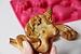 (unicorn) appel-kaneel cakejes van amandelmeel