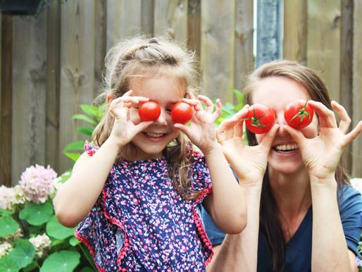 8 voedingstips voor hoogsensitieve kinderen
