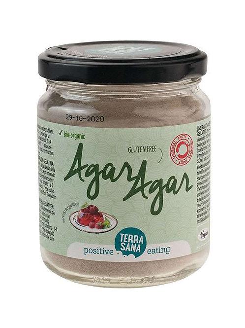 Terrasana - Agar agar vegan bindmiddel (BIO)