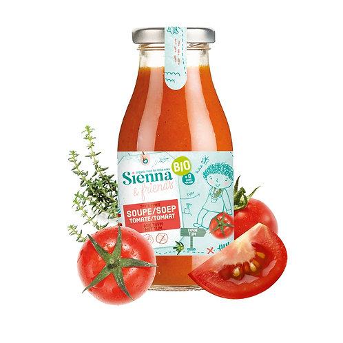Sienna & Friends - Tomatensoep met tijm (BIO)