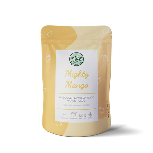Mighty Mango (BIO) - Fruitpoeder
