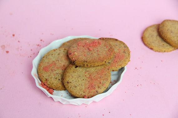 Zandkoekjes zonder suiker