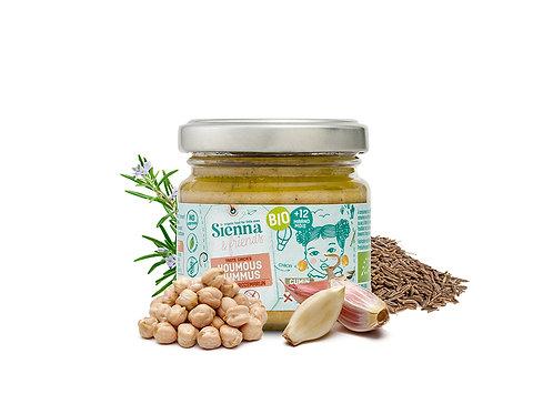 Sienna & Friends - Hummus van Rozemarijn en Komijn (BIO)