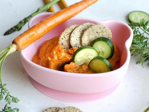 8 manieren om je kind meer groente te laten eten
