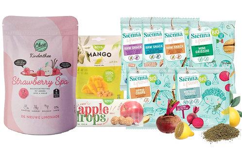 Vakantie snack-pakket! (BIO)