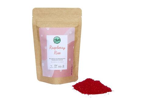 Raspberry Rise (BIO) - Fruitpoeder