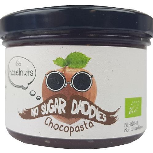 No Sugar Daddies - Chocopasta met hazelnoten (BIO)