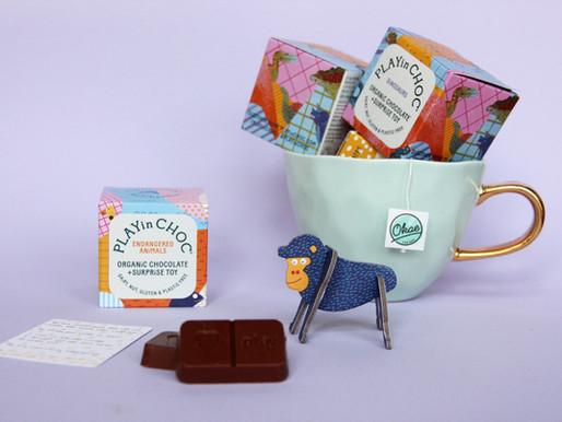 Winactie + alles wat je moet weten over chocolade!