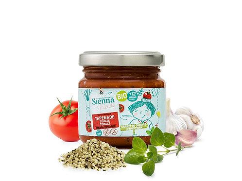 Sienna & Friends - Spread van tomaten en oregano (BIO)