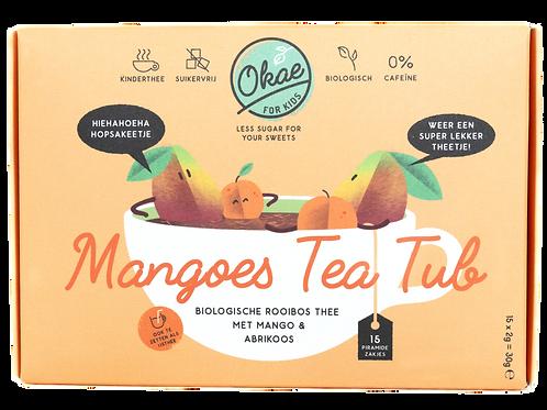 Mangoes Tea Tub (BIO) - Kinderthee