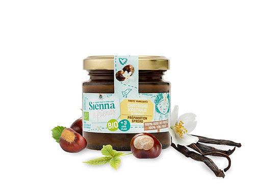 Sienna & Friends - Spread van kastanje en vanille (BIO)