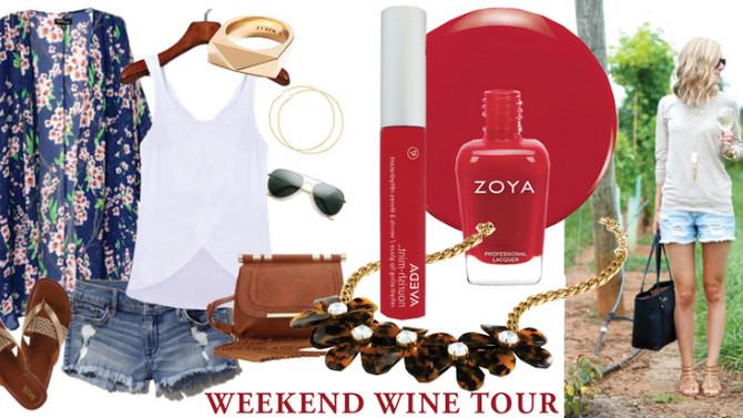 Weekend Wine & Summer Style