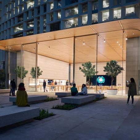 La nueva tienda de Apple en México: Antara