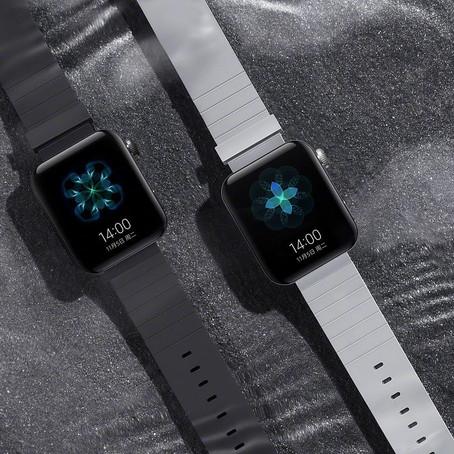 Xiaomi continúa copiando los diseños de Apple. Ahora es el turno del Apple Watch