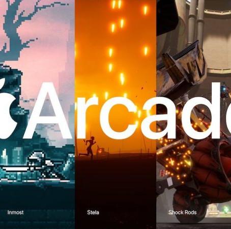Apple Arcade añadió hoy cinco juegos nuevos para iPhone, iPad y Apple TV.