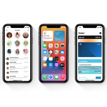 Éstas son las novedades de iOS 14, ya disponible para su descarga. ¿Tu modelo es compatible?