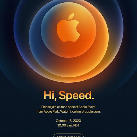 Nuevo iPhone 12: Hi, Speed vela aquí mismo.