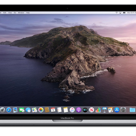 MacOS Catalina ya disponible para su descarga.