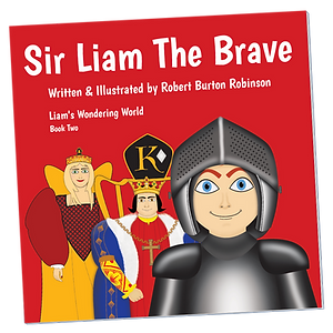 Sir Liam The Brave tilted cover.png