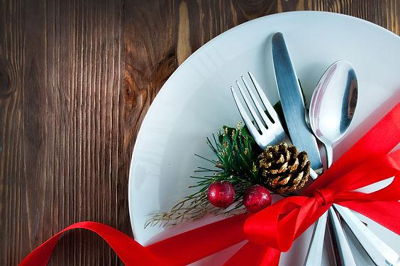 Christmas table set..jpg