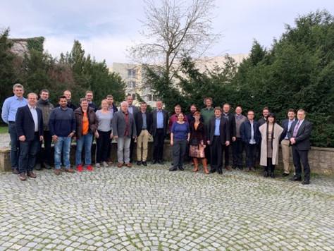 24-months consortium meeting at Felix Schoeller