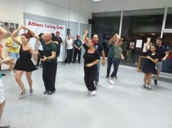 Athens Swing Cats jazz hub