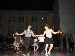 Athens Swing Cats lindy hop