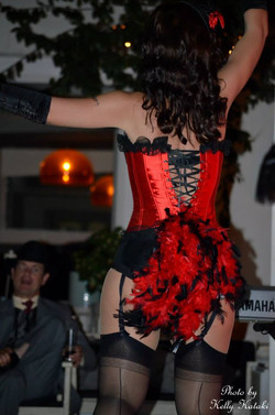 Athens Swing Cats Burlesque