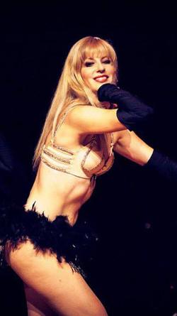 Athens swing cats showgirls josephine