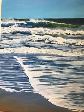 March Seas