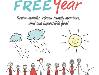 The Grumble-Free Year: Twelve Months, Eleven Family Members, and One Impossible Goal (Review)
