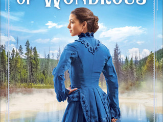 Nothing Short of Wondrous (American Wonders #2)  Review