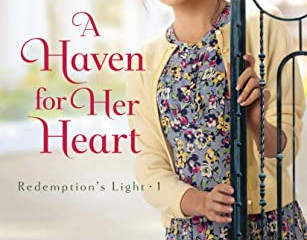 A Haven for Her Heart(Redemption's Light #1)