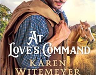 At Love's Command (Hanger's Horsemen #1)  Review