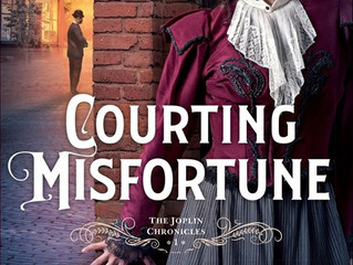 Courting Misfortune(The Joplin Chronicles #1) Review