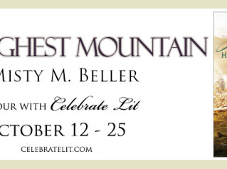 Celebrate Lit Book Tour for Hope's Highest Mountain  (Review and Giveaway)