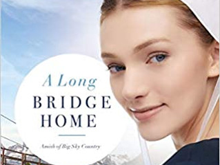A Long Bridge Home (Amish of Big Sky Country #2)  Review