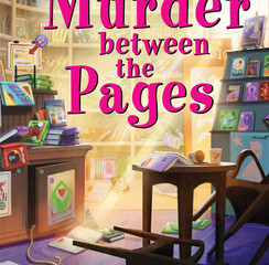 A Murder Between the Pages(Main Street Book Club Mysteries #2)  Review