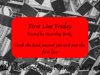 First Line Friday _ Thanksgiving Protector by Sharon Dunn