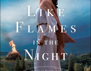 Like Flames in the Night (Cities of Refuge, #4) Review
