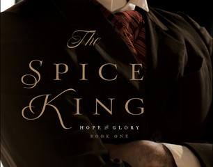The Spice King (Hope and Glory #1) (Review)