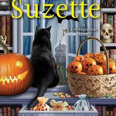 Crypt Suzette(A Five-Ingredient Mystery #6)  (Review)