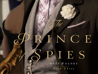 The Prince of Spies(Hope and Glory #3)  Review