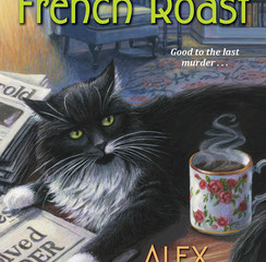 Death by French Roast(Bookstore Cafe Mystery #8)  Review