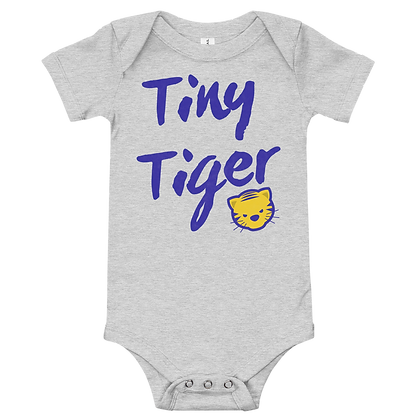 Tiny Tiger Onesie