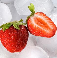 Strawberry Ice (Shake & Vape)